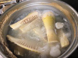 タケノコ料理